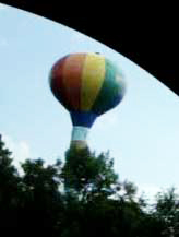 Wytheville Virginia Hot Air Balloon Water Tower